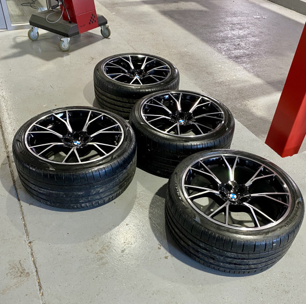Choosing What Colour to Paint Your Alloy Wheels